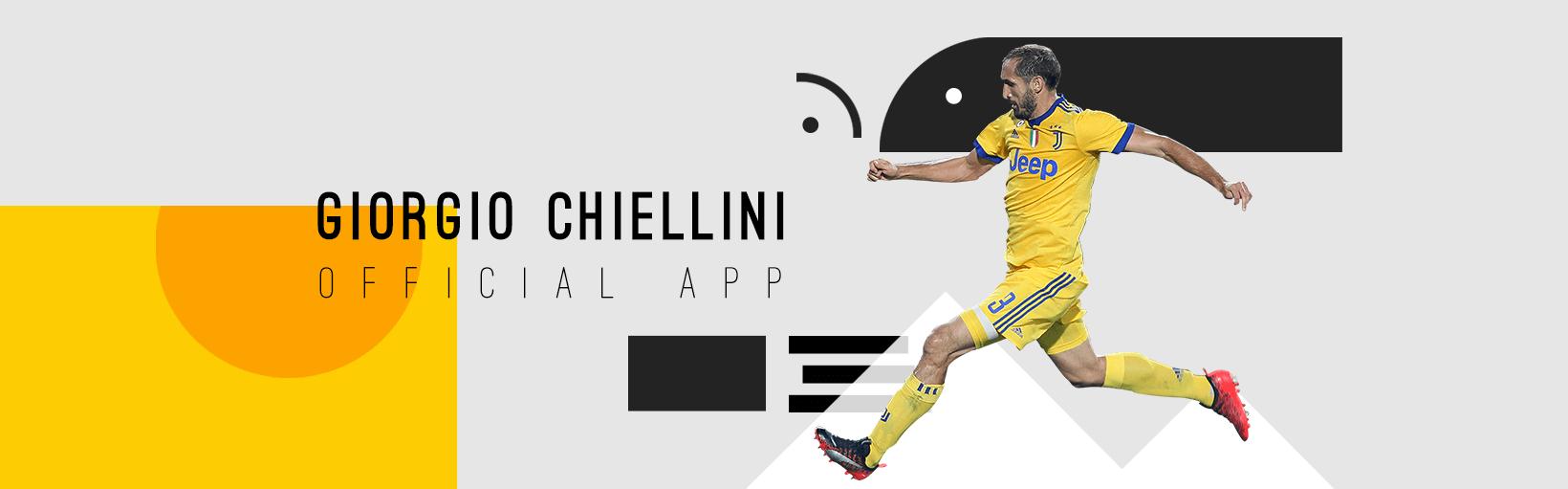 Giorgio Chiellini Official App